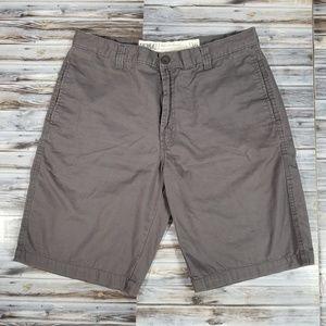 PD&C Mens Dark Gray 36W Shorts